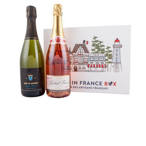 """Box Exploration """"Champagne"""""""