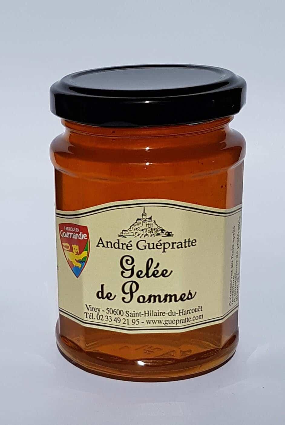 Gelée de Pommes de André Guepratte