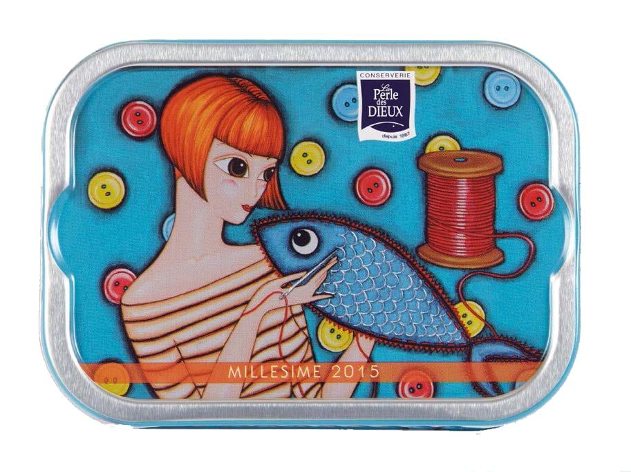 sardines perle des dieux