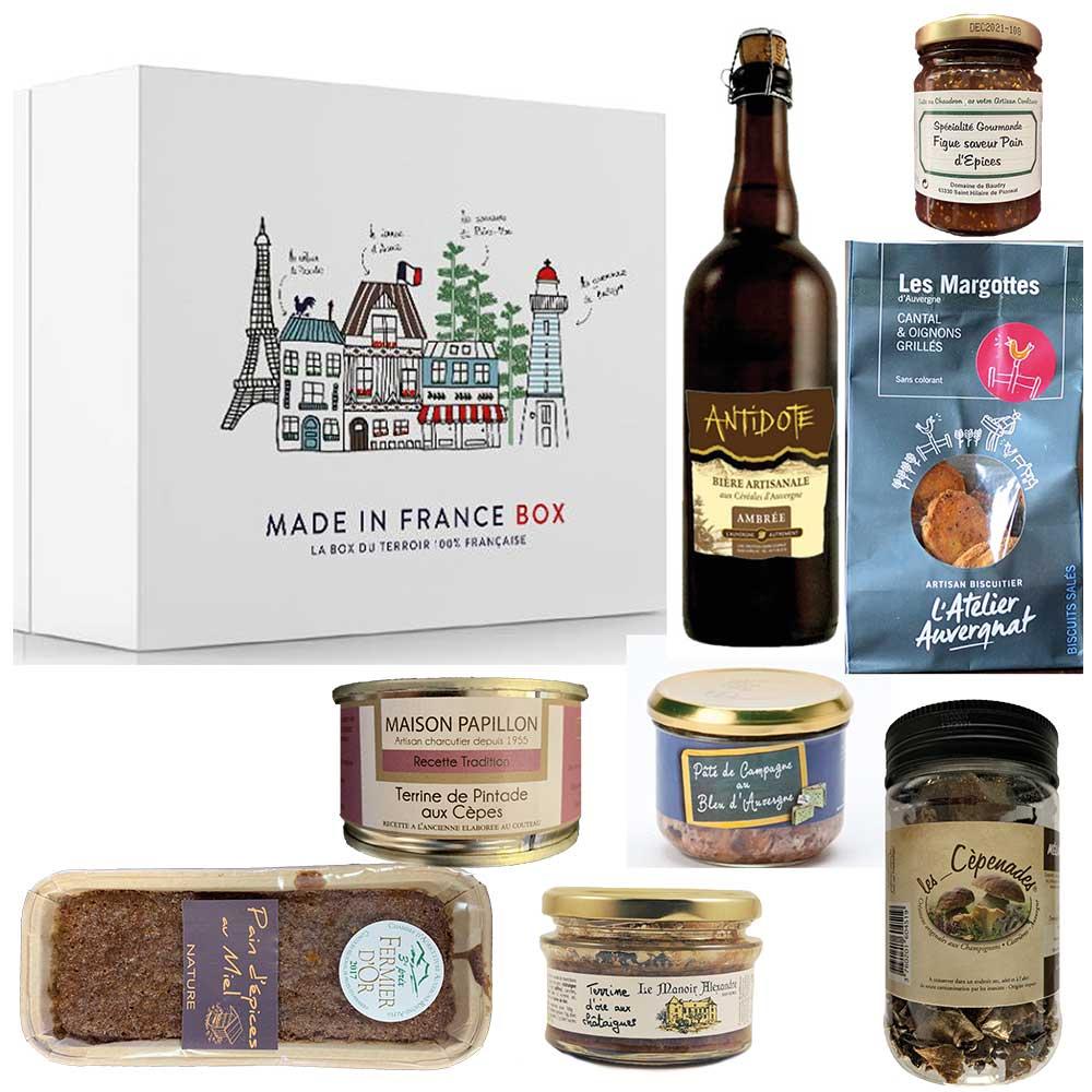 Box-Auvergne