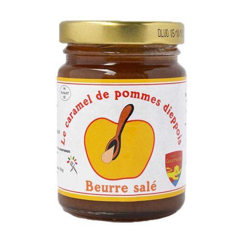 Caramel de pommes Dieppois au beurre salé