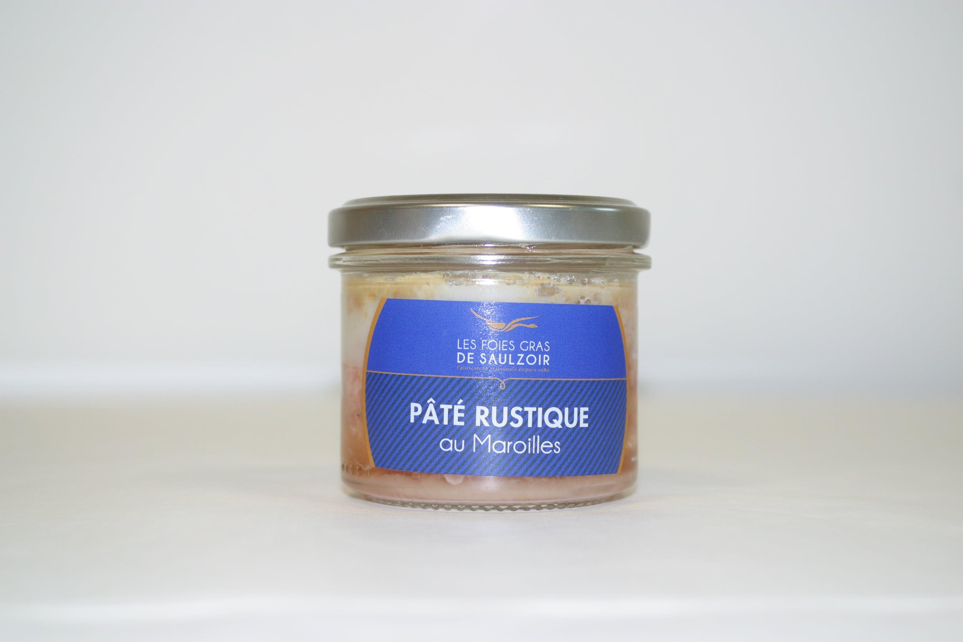 Pâté Rustique au Maroilles