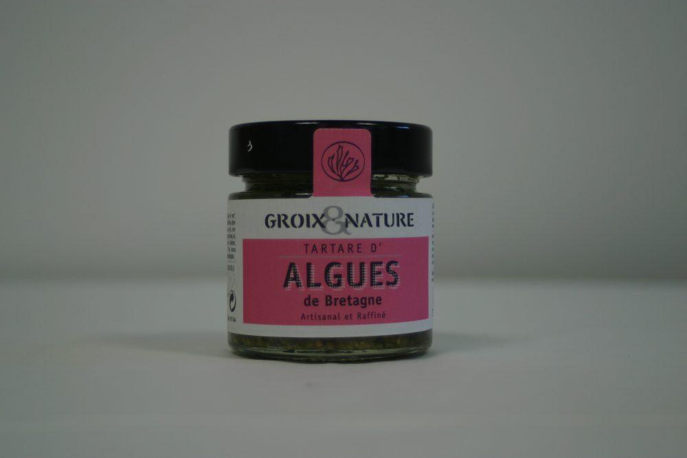 Tartare d'Algues de Bretagne