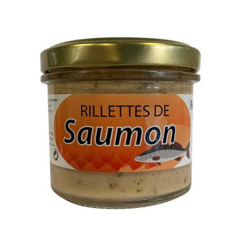 Rillettes de saumon