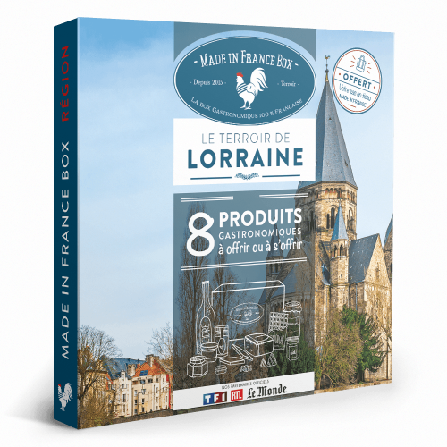 """Coffret cadeau """"Le Terroir de Lorraine"""""""