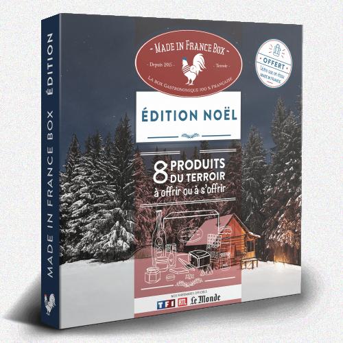 """Coffret cadeau """"Le Terroir de Noël"""""""