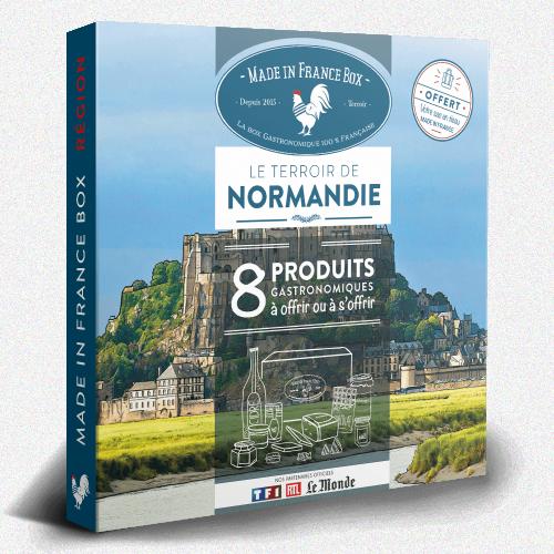 """Coffret cadeau """"Le Terroir de Normandie"""""""