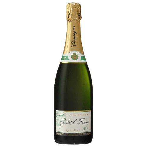 Champagne cuvée Diapason