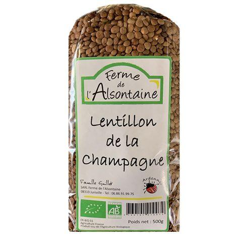 Lentillon