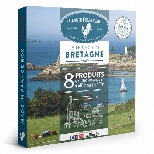 """Coffret cadeau """"Le Terroir de Bretagne"""""""