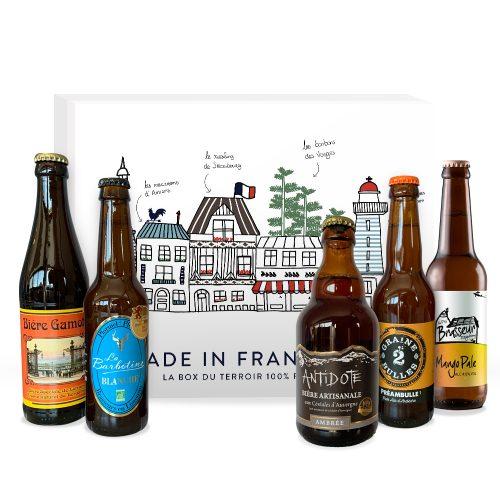"""Box Initiation """"100% bières"""""""