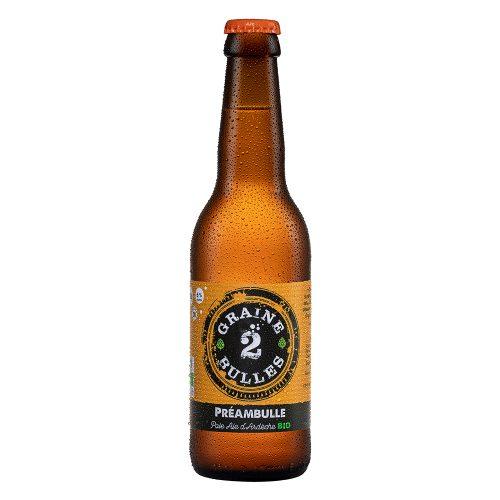 Bière artisanale d'Ardèche