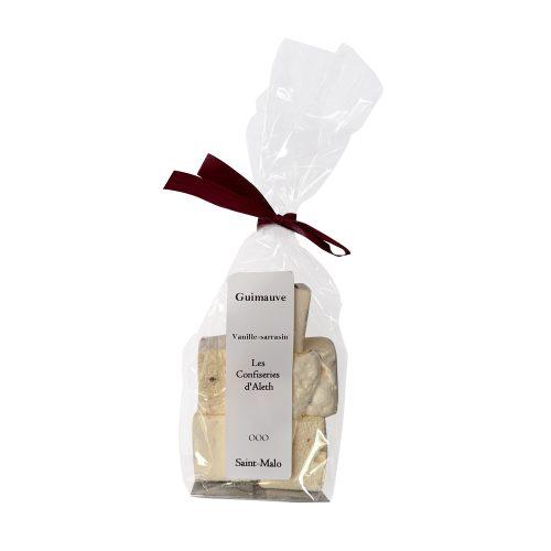 Guimauves à la vanille et au sarrasin
