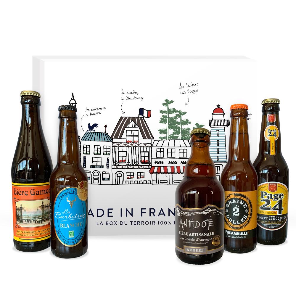 Box 100% biere