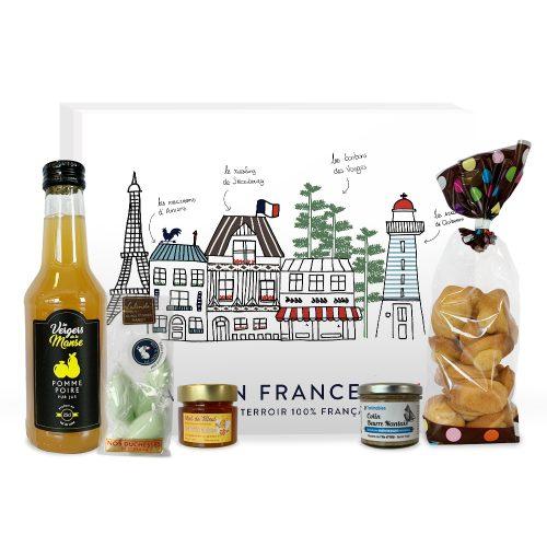 """Box Initiation """"Le Terroir Sans Porc sans Alcool"""""""