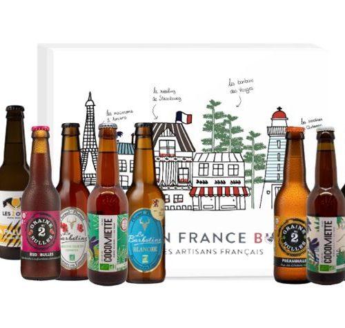 """Box Découverte """"Bières Bio"""""""