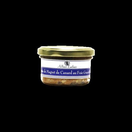 Terrine de magret de canard au Foie Gras et Figue