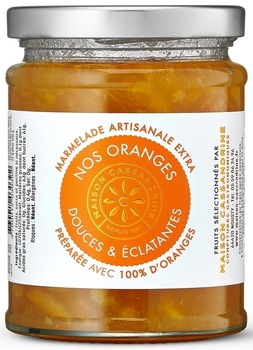 Marmelade Extra d'Oranges