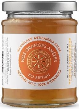 Marmelade Extra d'Oranges Amères