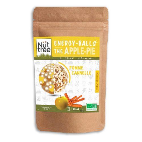"Energy-Balls Nüttree - ""Apple Pie"" | Pomme-Cannelle"
