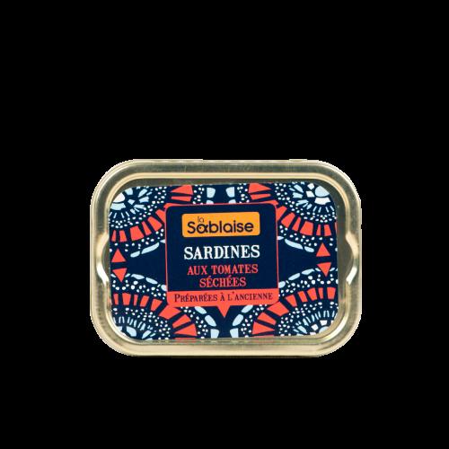 Sardines aux tomates séchées (4 à 6 pièces)