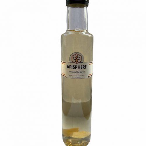 Vinaigre de miel à l'ail Bio du Périgord