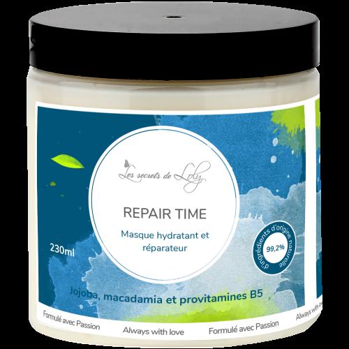 """Masque réparateur et hydratant """"Repair Time"""""""
