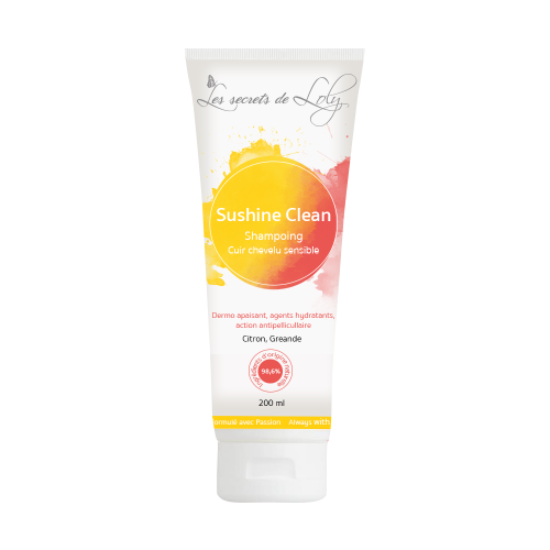 "Shampoing ""Sunshine Clean"""