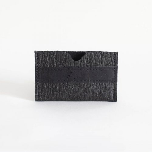 Porte-cartes simple Terra Noir& Cork