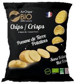 Chips pomme de terre