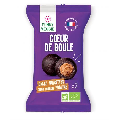 Coeur de Boule Cacao Noisettes Praliné