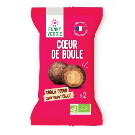 Coeur de Boule Cookie Dough Cajou