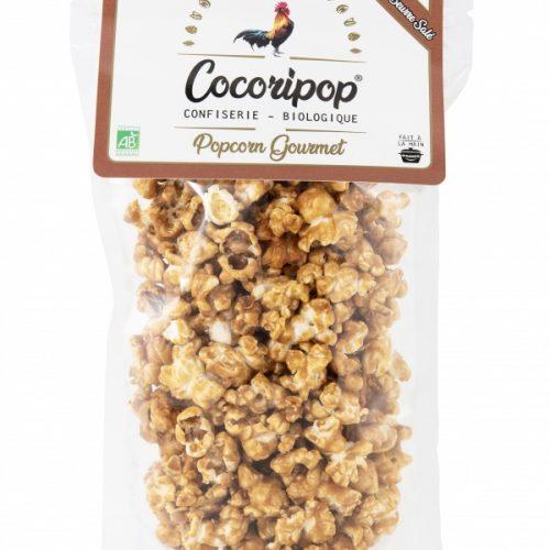 popcorn caramel beurre salé