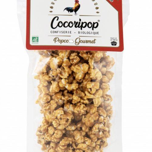 popcorn caramel safran