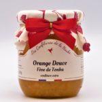 Confiture Orange Fève de Tonka