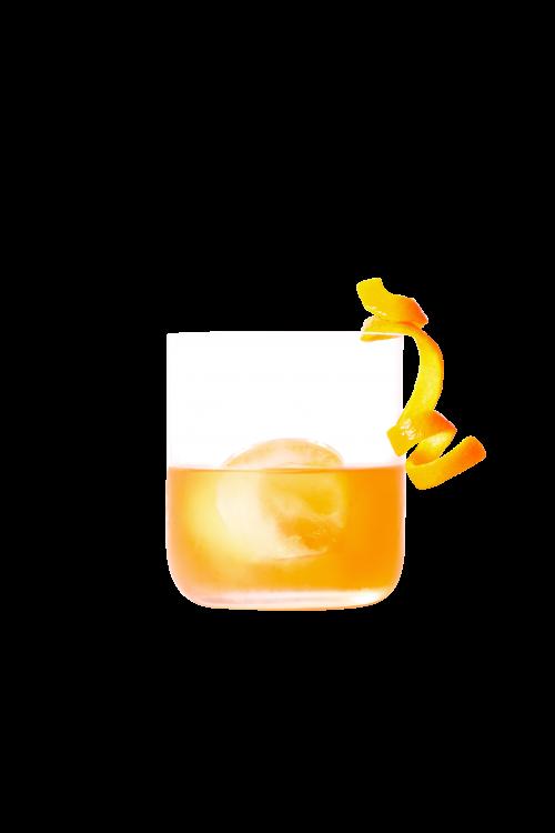 Cocktail Old Fashioned Français