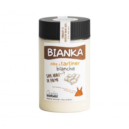 PÂTE À TARTINER BLANCHE BIANKA