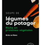 Soupe légumes du potager