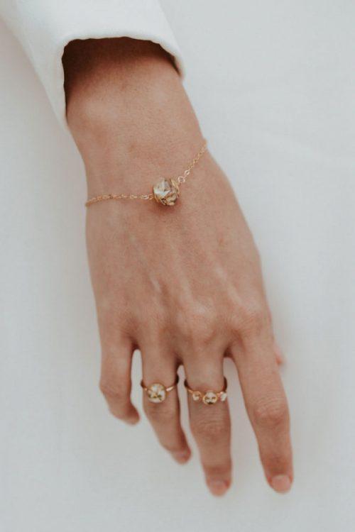 Bracelet Cleophée