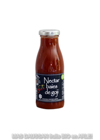 Nectar baies de goji