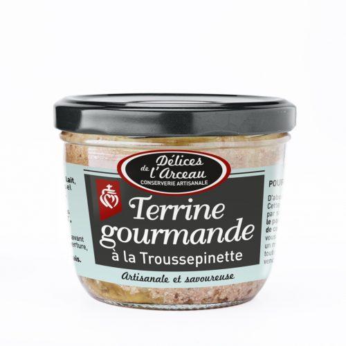 TERRINE GOURMANDE A LA TROUSSEPINETTE