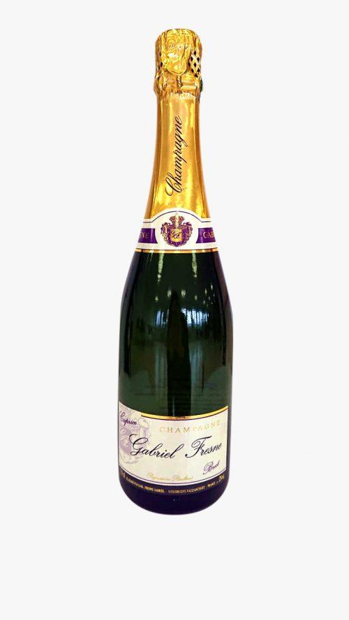 Champagne blanc de noirs CAPRICE