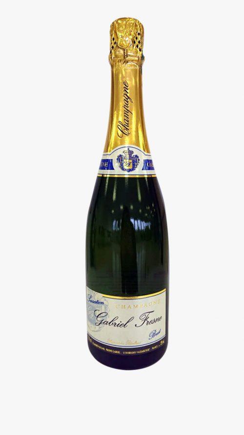 Champagne brut blanc SENSATION