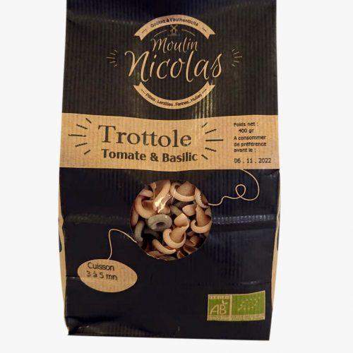 Trottole Tomate/Basilic