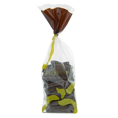 Ecorces orange chocolat noir