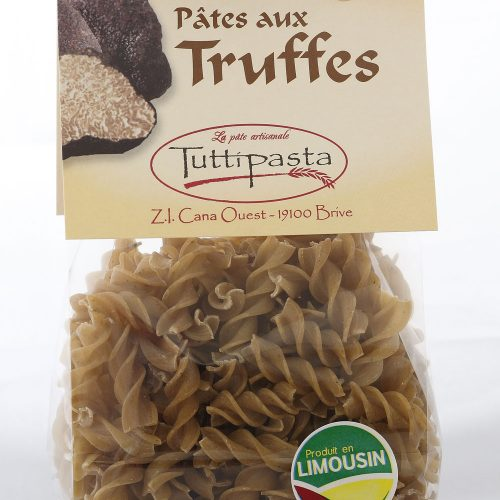Pâtes aux truffes