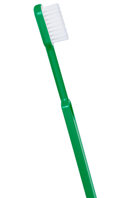 Brosse à dents rechargeable bioplastique souple bleu marine