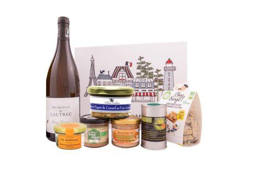 "Box Exploration ""Apéro Prestige Vin Blanc"""
