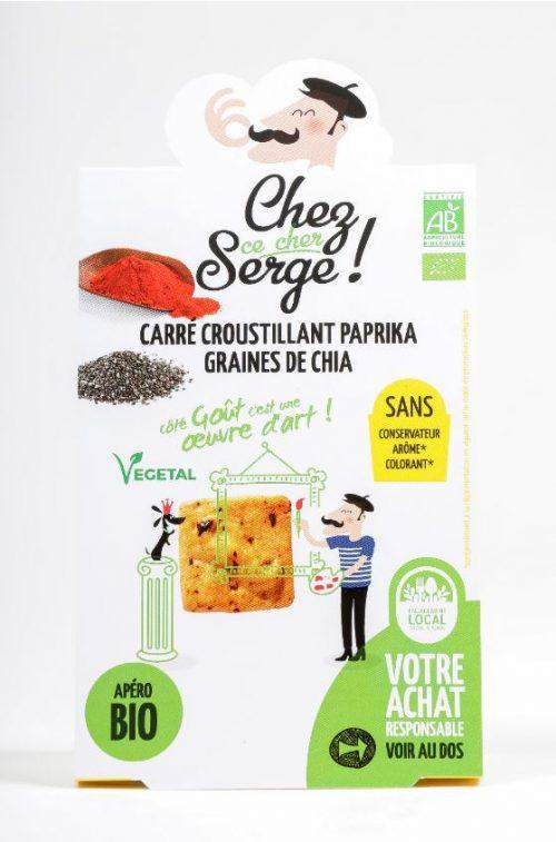 "Box Initiation ""Apéro Végétarien"""