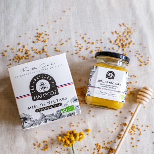 Miel de Nectars Biologique